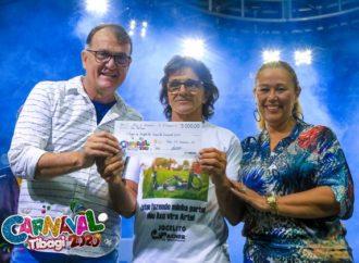 Bloco estreante ganha o corso do Carnaval de Tibagi 2020