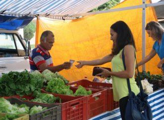 Feiras do produtor de PG já contam com os alimentos sazonais do mês de março