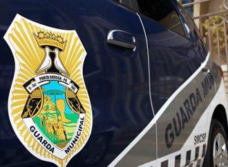 Guada Municipal prende duas pessoas por posse de drogas no Centro de PG