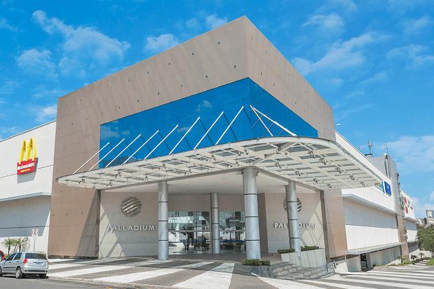 Palladium Ponta Grossa suspende atividades temporariamente