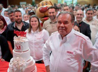 A ponta-grossense Lojas MM comemora 42 anos com 200 lojas no Brasil