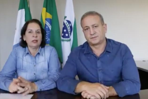 Castro registra primeiro caso suspeito de coronavírus