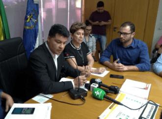 Prefeito Marcelo Rangel fala ao vivo em coletiva sobre o Covid-19; assista