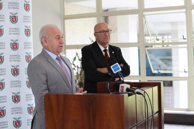 Assembléia Legislativa do Paraná aprova repasse de R$37,7 milhões para combate ao Coronavírus