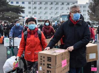 OMS: Casos de coronavírus foram confirmados em mais nove países