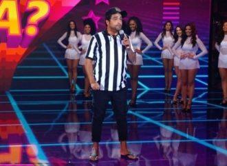 Comediante Hallorino Jr volta ao 'Domingão do Faustão' neste domingo (01); veja bastidores