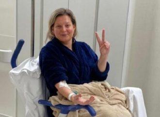 Joice Hasselmann é internada e passará por duas cirurgias
