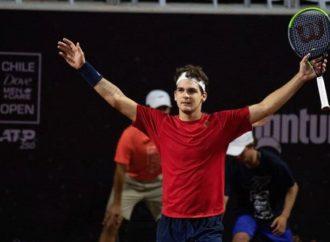 Tenista paranaense vai à final do ATP do Chile neste domingo