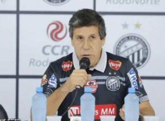 Presidente do Grupo Gestor do Operário, Álvaro Góes, confirma que testou positivo para Covid-19