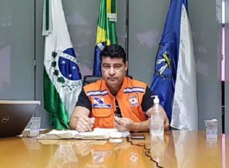 Rangel promete aumentar fiscalização e revela preocupação com visitantes de outros municípios