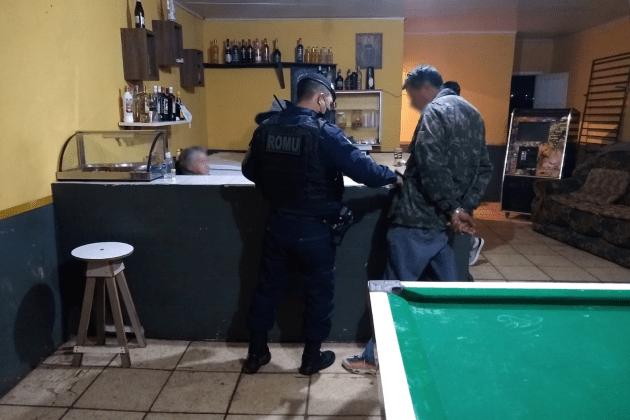 Guarda Municipal cumpre mandado de prisão no Jardim Los Angeles