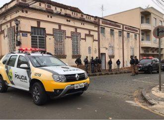 Visando combater o crime na região central de PG, Polícia Militar deflagra 'Operação Centro' nesta sexta (15)