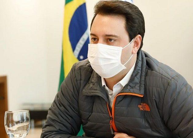 Video: Governador Ratinho Junior anuncia novas medidas de combate ao coronavírus no Paraná