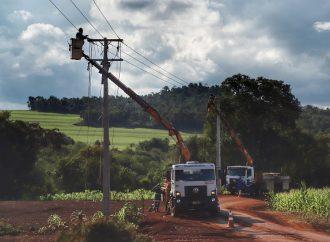 Estado investe em redes de energia para o interior e permite crescimento de produção rural