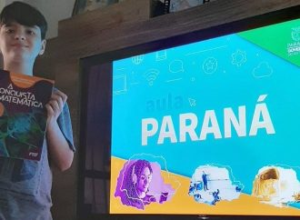 Projeto Aula Paraná, que dá continuidade na educação durante a pandemia, é apresentado em congresso internacional