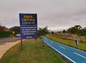 Ponta Grossa tem 348 pacientes com coronavírus ativo no organismo