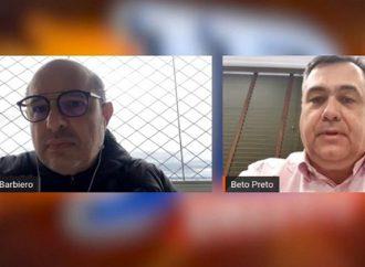 """Vídeo Exclusivo: """"Nós teremos pela frente, duas, três semanas muito difíceis"""", diz Beto Preto, secretário de Saúde do Paraná sobre a pandemia da Covid-19; assista a entrevista completa"""