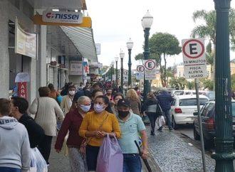Ponta Grossa registra 92 novos casos de COVID-19 nesta terça-feira (20)