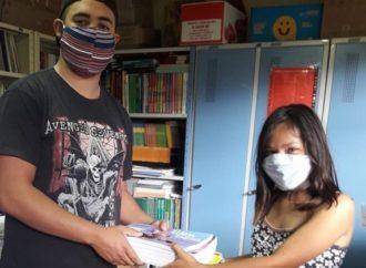Governo do Estado e professores garantem ensino diário para alunos quilombolas durante pandemia