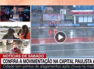 Vídeo: Repórter da CNN é assaltada durante transmissão ao vivo
