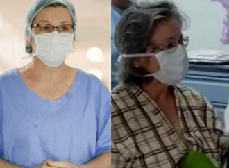 Vídeo exclusivo: A enfermeira de PG que se recuperou da Covid-19 após 8 dias na UTI