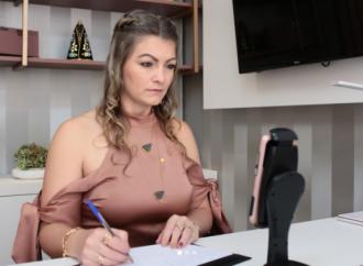 D'Ponta News transmite live com ministro Paulo Guedes e ministra Tereza Cristina nesta segunda (10), com mediação da deputada Aline Sleutjes
