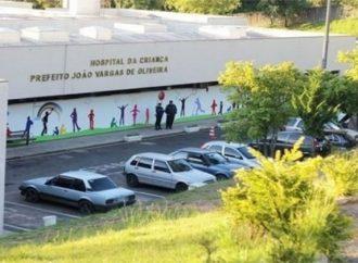 Hospital da Criança de PG deve receber novos leitos de UTI ainda nesta semana, anuncia prefeito