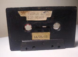 Você sabia que pode ouvir o áudio completo do show de Raul Seixas em Ponta Grossa? Veja como!
