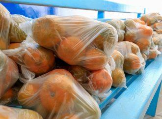 Tibagi distribui kits de frutas e verduras para alunos da rede municipal