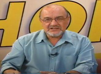 Morre o apresentador Dom Sebástian, aos 72 anos