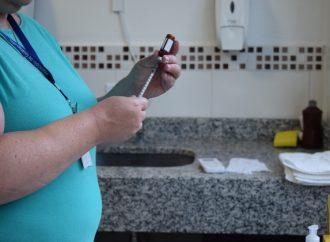 Guarapuava atinge a meta de vacinação contra a gripe; mais de 90% dos grupos prioritários foram vacinados