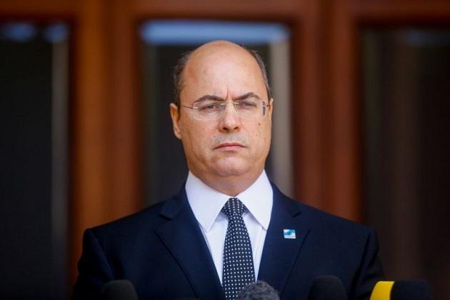 Justiça determina afastamento de Wilson Witzel, governador do Rio de Janeiro