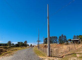 Tibagi investe cerca de R$ 270 mil em extensão de rede elétrica