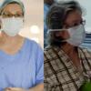 Após 10 dias de novo internamento, enfermeira Terezinha volta para casa