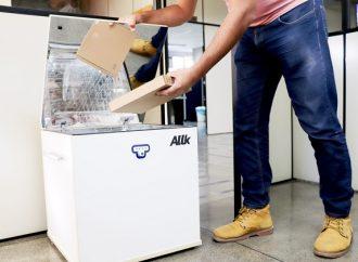 Empresa desenvolve caixa esterilizadora doméstica e recebe selo paranaense de inovação