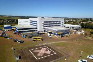 COVID-19: UTI do Hospital Universitário atinge 100% de ocupação; enfermaria tem apenas quatro leitos disponíveis