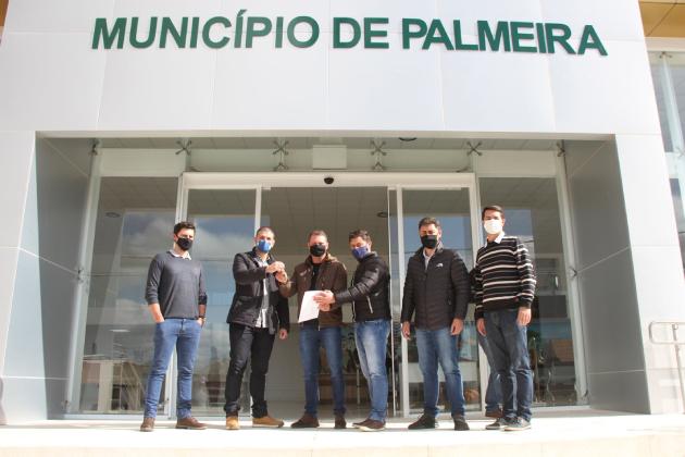 Palmeira inaugura Central de Atendimento ao Cidadão (CAC)