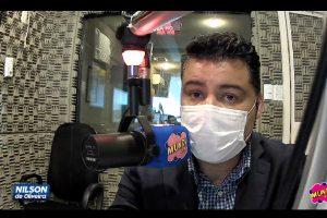 """""""Quem não usa máscara não tem amor à vida"""", afirma Rangel"""