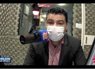 """""""Não tem mais o que fazer, agora é aguardar o desfecho de tudo isso"""", diz Rangel sobre o combate à pandemia em PG"""