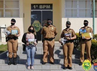 Concurso de Fotografia em homenagem aos 166 anos da Polícia Militar do Paraná premia os vencedores nesta segunda (10)