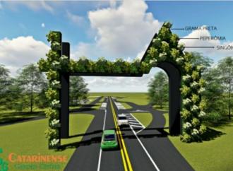 Rangel anuncia revitalização do portal de entrada de Ponta Grossa