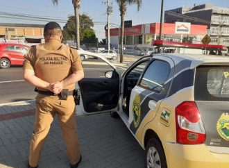 Polícia Militar realiza 'Operação Ostensividade II' em PG
