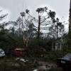 Vídeo: Tornado em Santa Catarina deixa ao menos 16 feridos e 800 desabrigados