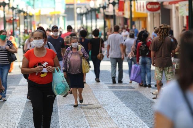 COVID-19: Ponta Grossa registra 32 novos casos neste domingo (20); total é de 4.415 infectados
