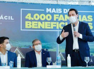 Paraná terá R$ 540 milhões para investir em habitação popular
