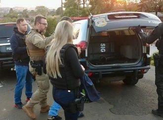Suspeito de estuprar uma criança de 13 anos, homem que era pastor e guarda municipal é preso em PG
