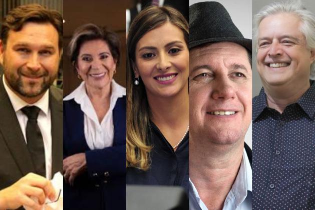 Ponta Grossa terá cinco candidatos à Prefeitura nas Eleições 2020; confira as chapas e o histórico dos candidatos