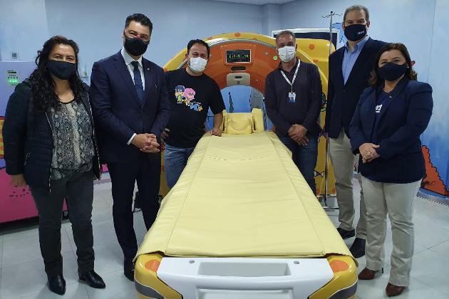 Hospital da Criança passa a realizar tomografias infantis