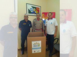 Drive thru solidário arrecada brinquedos para crianças internadas em hospitais neste sábado (26)