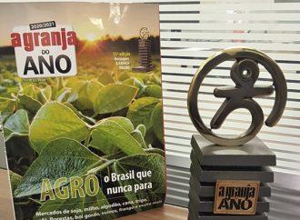 Castrolanda recebe troféu 'A Granja do Ano' por destaque na pecuária leiteira